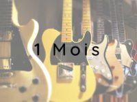 Cours De Guitare Collectif 1 Mois