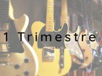 Cours De Guitare Collectif 1 Trimestre