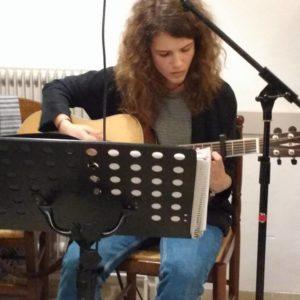 Guitare Acoustique Electrique Cours