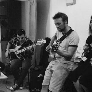 Guitare Acoustique Lille Cours