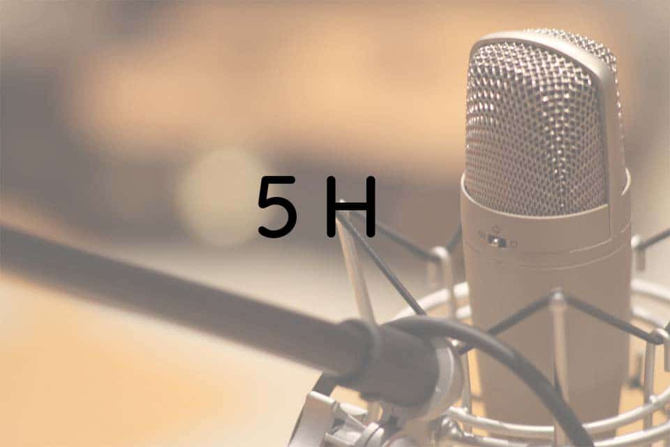 Cours De Chant Collectif Forfait 5h