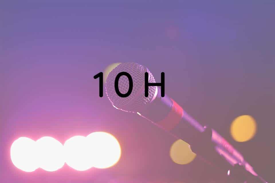 Cours De Chant Particulier Forfait 10h