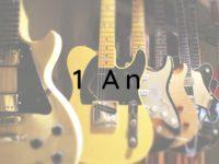 Cours De Guitare Collectif à L'année