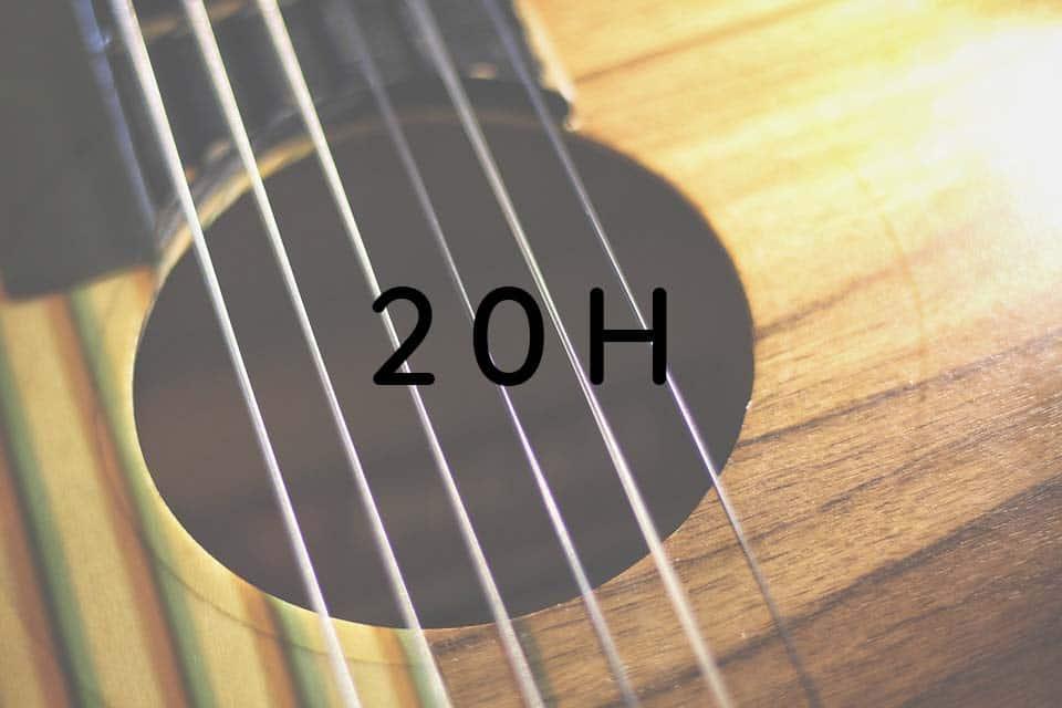 Cours De Guitare Particulier Forfait 20h