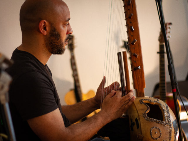 lille music musique kora instrument afrique