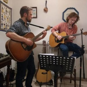 Lille Cours Guitare Acoustique