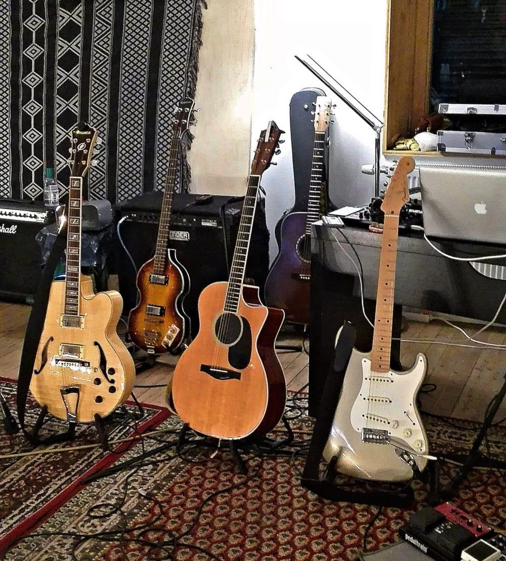 Guitare Lille Soirée Anniversaire